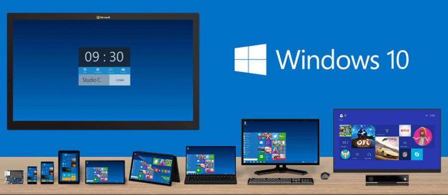 استفاده از ویندوز 10 از ویندوز ایکس پی (XP) پیشی گرفت