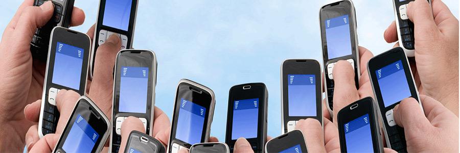 کاهش ارسال  پیامک انبوه نسبت به پیامک های شخصی سرعت بیشتری داشته است