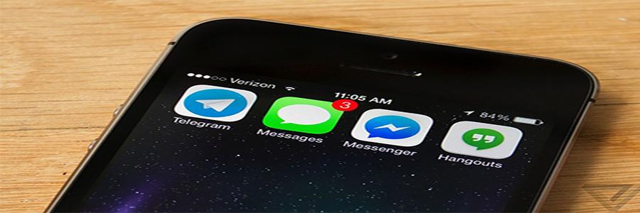 تاثیر پیام رسان های موبایلی بر درآمد اپراتورها